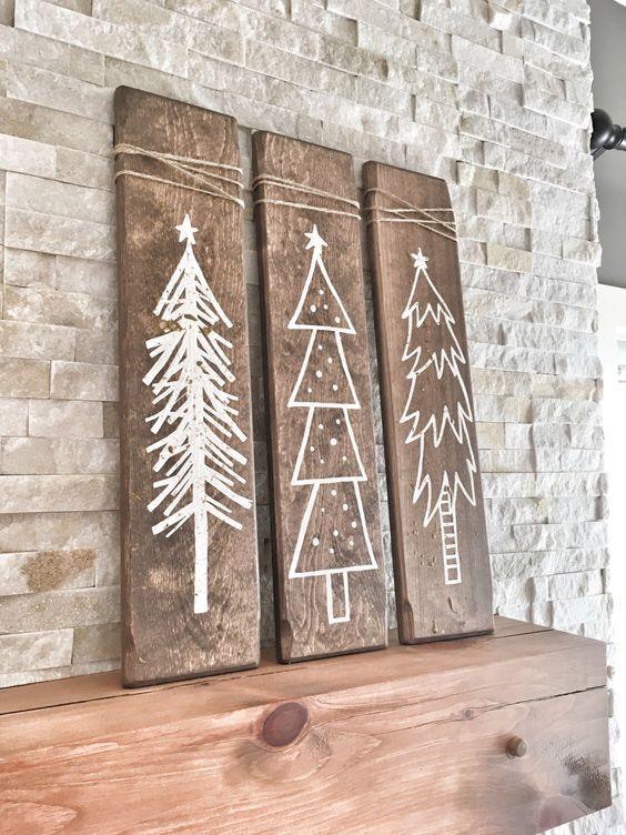 drewniana-dekoracja-swiateczna