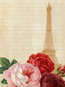 wieza-decoupage-kwiaty-paris
