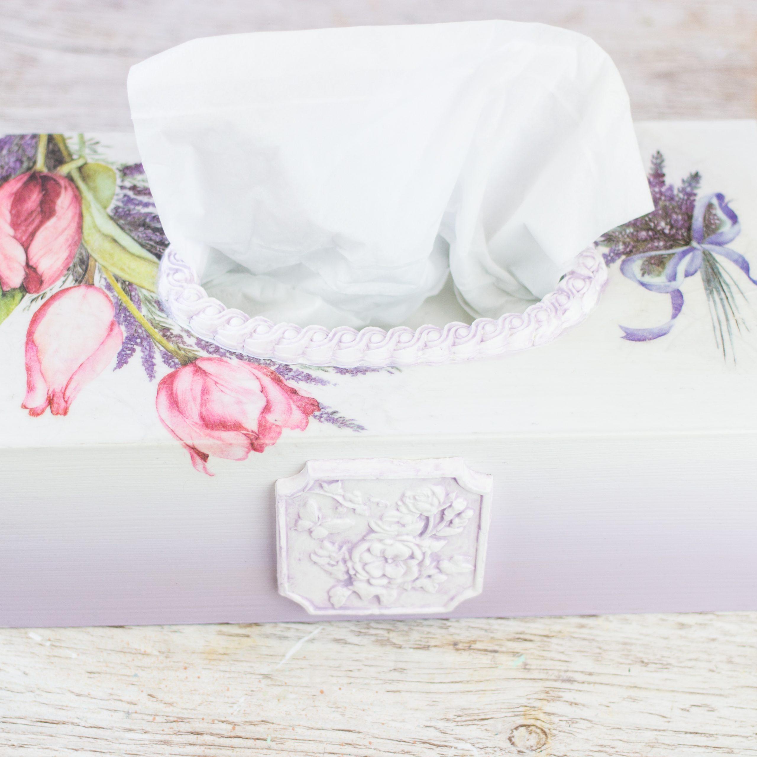 chustecznik kwiatowy