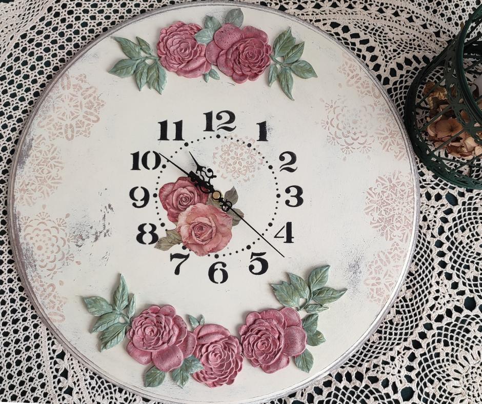 postarzano-rozany-zegar
